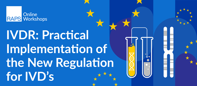 Practical Implementation of the New Regulation for IVDs